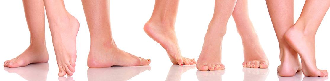 Il benessere dei piedi attraverso il pedicure senza lame