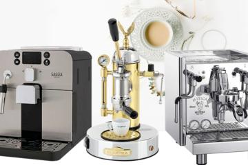 Le diverse tipologie di macchine da caffè
