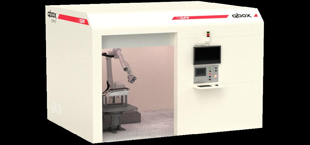 QBOX Power di QFP: una cella di misura completamente integrata e semplice da mettere in funzione