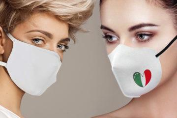 Proteggiti e proteggi gli altri con le mascherine personalizzate DgPrinter