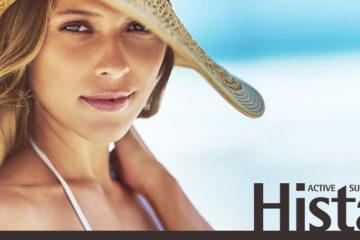 Solari Histan: protezione solare e trattamento estetico in un'unica applicazione