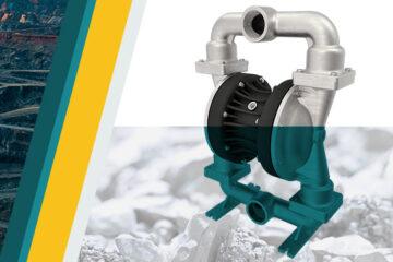 I vantaggi dell'impiego delle pompe AODD Debem nel settore minerario