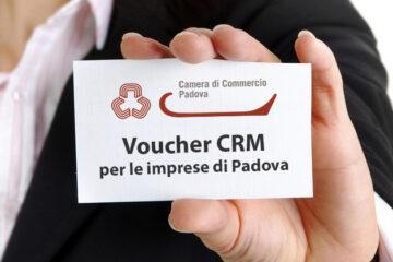 Voucher CRM per le imprese di Padova
